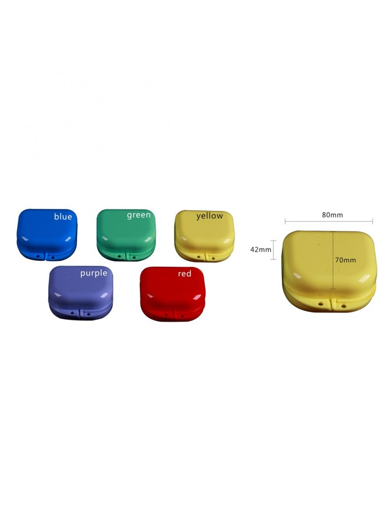 Easyinsmiel MULTI-PURPOSE DENTAL BOX W80mm x D70mm x H42mm
