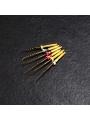 Endodontic Endo X-Pro Gold NITI Files EASYINSMILE LargePro Taper Gold Treament File 6Files/Pack