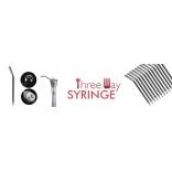 3 way syringe dental|dental water syringe|dental syringe|three way syringe